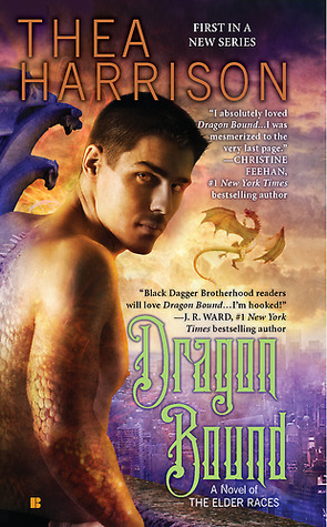 Dragon Bound by Thea Harrison (Elder Races #1) // VBC Group Read