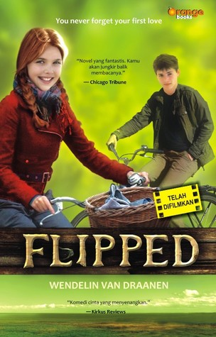 Flipped by Wendelin Van Draanen