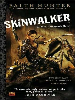 Skinwalker (Jane Yellowrock #1)