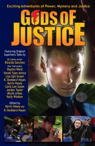 Gods of Justice by Kevin Hosey