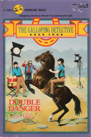 Double Danger (The Galloping Detective, #4)