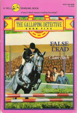 False Lead (The Galloping Detective, #5)