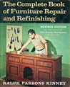 The Complete Book Of Furniture Repair And Refinishing