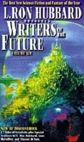 L. Ron Hubbard Presents Writers of the Future 14 by Dave Wolverton