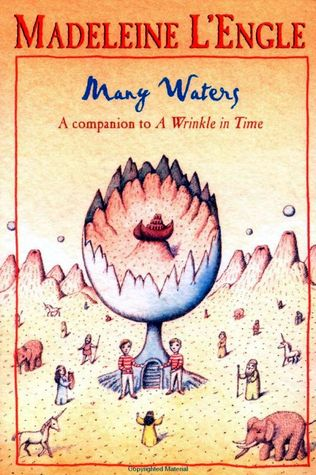 Many Waters (Time, #4)