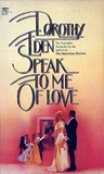 Speak to Me of Love
