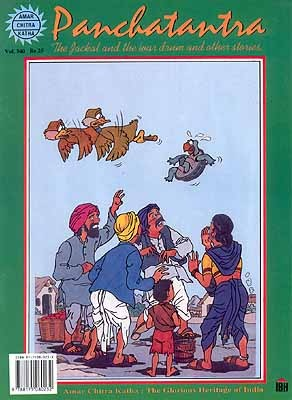 Download free Panchatantra: The Jackal And The War Drum And Other Stories (Amar Chitra Katha) iBook by Anant Pai