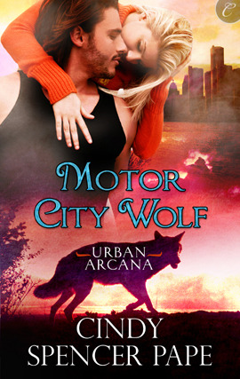 Motor City Wolf (Urban Arcana, #3)