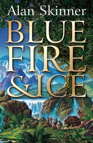 Blue Fire and Ice by Alan Skinner