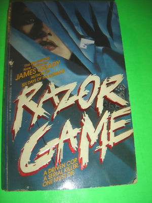 Razor Game by James Grady