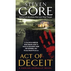 Act of Deceit: A Harlan Donnally Novel