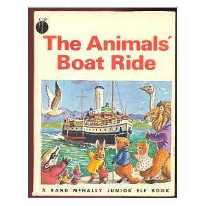 The Animals' Boat Ride by Helen Wing