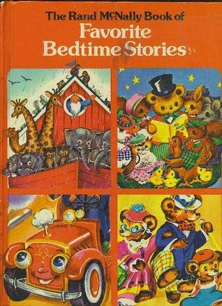 The Rand McNally Book of Favorite Bedtime Stories by Rand McNally