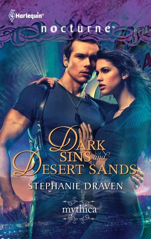 Dark Sins and Desert Sands (Mythica #5)