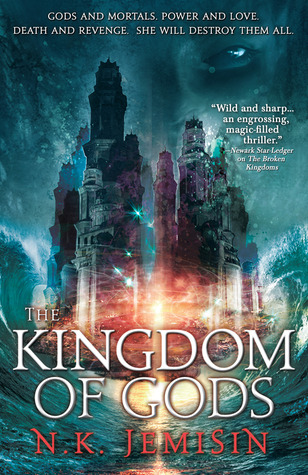 The Kingdom of Gods (Inheritance, #3)