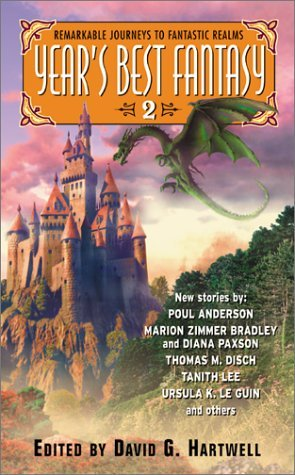Year's Best Fantasy 2 by David G. Hartwell
