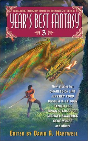 Year's Best Fantasy by David G. Hartwell