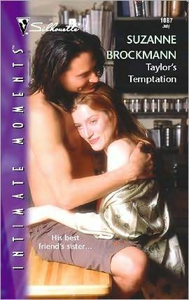 Taylor's Temptation by Suzanne Brockmann