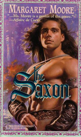 The Saxon by Margaret Moore