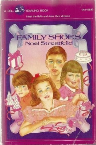 Family Shoes (Bell Family #1)