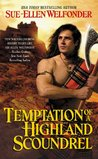 Temptation of a Highland Scoundrel (Highland Warriors #2)