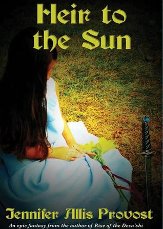 Heir to the Sun by Jennifer Allis Provost