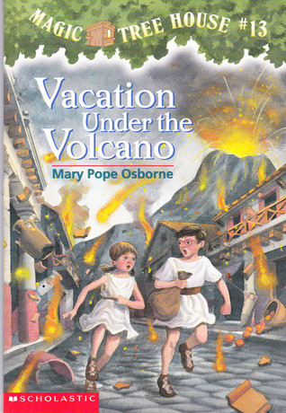 Vacation Under The Volcano by Mary Pope Osborne