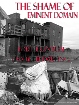 The Shame of Eminent Domain by Lisa Beth Darling