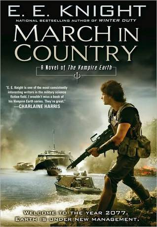 March in Country by E.E. Knight