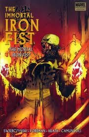 The Immortal Iron Fist, Vol. 4 by Duane Swierczynski