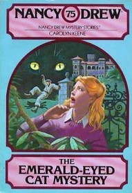 The Emerald-Eyed Cat Mystery by Carolyn Keene