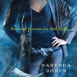 Audio Review: Second Grave on the Left by Darynda Jones