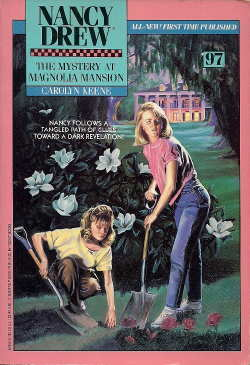 The Mystery at Magnolia Mansion by Carolyn Keene