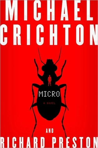 Micro by Michael Crichton