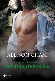 Oscura obsesión by Allison Chase