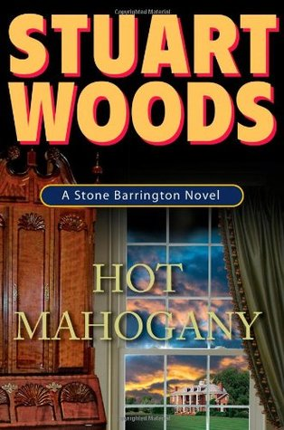 Hot Mahogany (Stone Barrington, #15)
