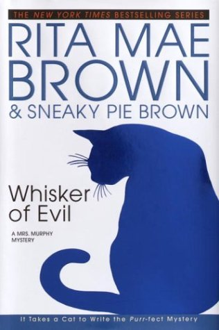 Whisker of Evil by Rita Mae Brown