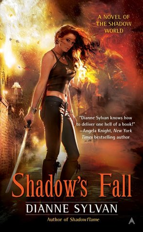 Shadow's Fall by Dianne Sylvan