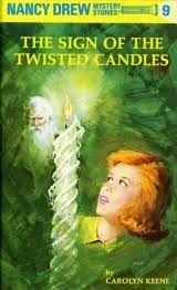 The Sign of the Twisted Candles (Nancy Drew, #9)
