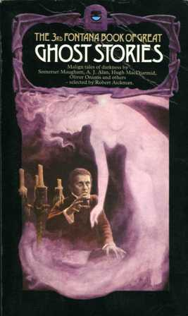 The Third Fontana Book Of Great Ghost Stories by Robert Aickman