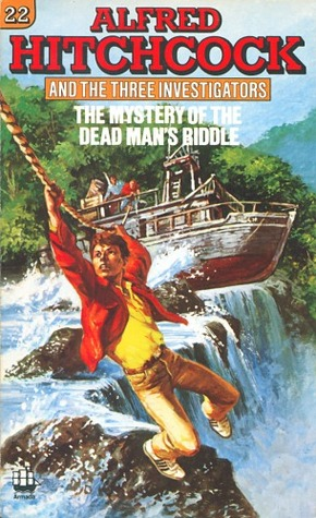 Read The Mystery of the Dead Man's Riddle (Alfred Hitchcock and The Three Investigators #22) by William Arden PDF