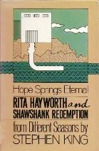 Rita Hayworth and Shawshank Redemption by Stephen King