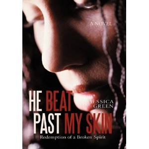 He Beat Past My Skin by Jessica Green