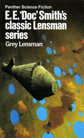 Grey Lensman (The Lensman Series, #4)