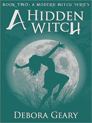 A Hidden Witch by Debora Geary