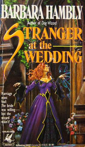Review Stranger at the Wedding (Windrose Chronicles) by Barbara Hambly PDF