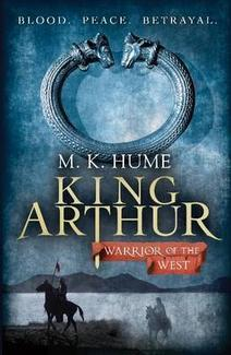 Warrior of the West (King Arthur #2)