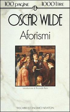 Aforismi by Oscar Wilde