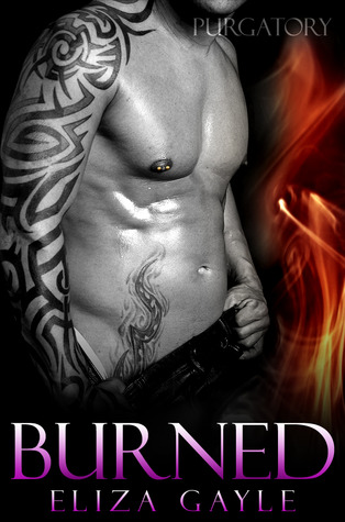Burned (Purgatory, #4)