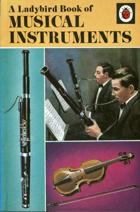 A Ladybird Book of Musical Instruments by Ann Rees